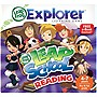 LeapFrog Explorer Game Cartridge: LeapSchool Reading - Educational Game - Cartridge - Leapster