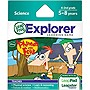 LeapFrog Explorer Game Cartridge: Disney Phineas and FerbEducation Electronic Manual - Cartridge