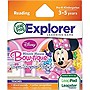 LeapFrog Disney Minnie Mouse Bow-tique Super Surprise Party! - Educational Game - Cartridge