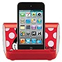 iHome DMM9 Speaker System - Red - iPod Supported