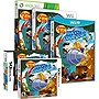 Majesco Phineas & Ferb: Quest for Cool Stuff - Simulation Game - Wii