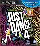 Ubisoft Just Dance 4 - Entertainment Game Retail - Blu-ray Disc - PlayStation 3