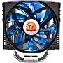 "Thermaltake FrioOCK CLP0575 Cooling Fan/Heatsink - 2 x 5.12"" - 2100 rpm"