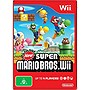 Nintendo New Super Mario Bros. - Action/Adventure Game - Wii