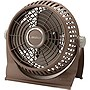 Lasko 505 Breeze Machine Fan - 254mm Diameter - 2 Speed - Adjustable Tilt Head - Plastic