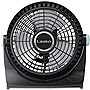 Lasko Breeze Machine - 254mm Diameter - 2 Speed - Black