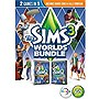 EA The Sims 3 Worlds Bundle - Simulation Game - PC