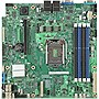 Intel S1200V3RPS Server Motherboard - Intel C222 Chipset - Socket H3 LGA-1150 - 5 Pack - Micro ATX - 1 x Processor Support - 32 GB DDR3 SDRAM Maximum RAM - Serial ATA RAID Supported Controller - On-board Video Chipset - 1 x PCIe x16 Slot