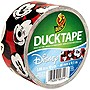 "Duck Disney-Licensed Tape - Mickey Mouse - 1.88"" Width x 30 ft Length - Easy Tear - 6 / Case"