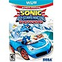 Sega Sonic & All-Stars Racing Transformed - Racing Game - Wii U