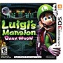 Nintendo Luigi's Mansion: Dark Moon - Cartridge - Nintendo 3DS