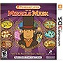 Nintendo Professor Layton and the Miracle Mask - Puzzle Game - Cartridge - Nintendo 3DS
