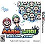 Nintendo Mario & Luigi: Dream Team - Action/Adventure Game - Cartridge - Nintendo 3DS