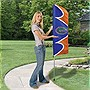 Party Animal NCAA University of Florida Swooper Flag and Pole