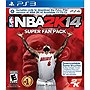 NBA 2K14 Super Fan Pk PS3