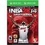 NBA 2K14 Super Fan Pk X360