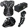 Easton Youth Natural Catcher Box Set, Black