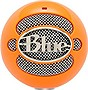 Snowball USB Mic Neon Orange