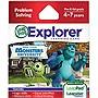 LeapFrog Disney Pixar Monsters University - Educational Game - Cartridge - Leapster Explorer, LeapPad, LeapsterGS