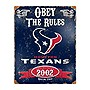 Texans Vintage Sign