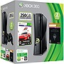 Microsoft Xbox 360 250GB Value Bundle - With Game Pad - Wireless - ATI Xenos - 1920 x 1080 - 16:9 - 1080p - Dolby Digital - DVD-Reader - 250 GB HDD - Fast Ethernet - Wireless LAN - HDMI - USB