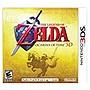 Nintendo The Legend of Zelda: Ocarina of Time 3D - Action/Adventure Game - Cartridge - Nintendo 3DS