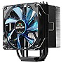 "Enermax Black Twister ETS-T40-BK Cooling Fan/Heatsink - 1 x 4.72"" - 1800 rpm - Twister Bearing - Socket T LGA-775, Socket H3 LGA-1150, Socket H2 LGA-1155, Socket H LGA-1156, Socket B LGA-1366, Socket R LGA-2011, Socket AM2 PGA-940, Socket AM2+ PGA-940, So"