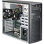 Supermicro SuperWorkstation 5038A-iL Barebone System - 3U Mid-tower