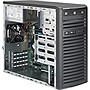 MID TWR BLACK E3-1200 1600MHZ 4X HDD TRAY 300W SUPERWORKSTATION