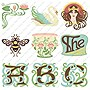 CRICUT Art Nouveau Cartridge - 1 Each