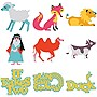 CRICUT Noah's ABC Animals Cartridge - 1 Each