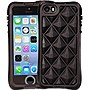 The Joy Factory aXtion Go CWD107 Carrying Case for iPhone - Black - Water Proof, Shock Proof, Dirt Resistant, Drop Resistant, Spill Resistant, Rain Resistant, Fingerprint Resistant, Splash Resistant