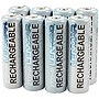 Lenmar Nickel-Metal Hydride AA 2700mAh Batteries (8-Pack)