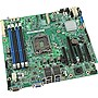 Intel S1200V3RPL Server Motherboard - Intel C224 Chipset - Socket H3 LGA-1150 - 5 Pack - Micro ATX - 1 x Processor Support - 32 GB DDR3 SDRAM Maximum RAM - Serial ATA RAID Supported Controller - On-board Video Chipset - 1 x PCIe x16 Slot