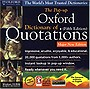 Oxford+Dictionary+of+Quotations+Fifth+Edition