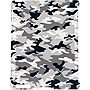 Manhattan Snapcase Protector for iPad (2nd, 3rd & 4th gen.), Gray Camo - Tough, rigid exterior prevents minor damage while allowing full access to all controls and ports.""