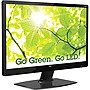 "CTL LP2000 20"" LED LCD Monitor - 2 ms - 1600 x 900 - 16.7 Million Colors - 250 Nit - 1,000,000:1 - HD+ - Speakers - DVI - VGA - Glossy Black - EPEAT Silver, ENERGY STAR"