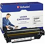 Verbatim Toner Cartridge - Remanufactured for HP (CE400A) - Black - Laser - 5500 Page - 1 Pack