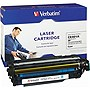 Verbatim Toner Cartridge - Remanufactured for HP (CE401A) - Cyan - Laser - 5500 Page - 1 Pack