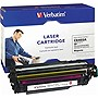 Verbatim Toner Cartridge - Remanufactured for HP (CE403A) - Magenta - Laser - 5500 Page - 1 Pack