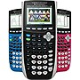 Texas Instruments TI-84 Plus C Silver Edition Graphing Calculator - 12 Character(s) - Battery Powered - Pink