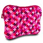 "Built 13"" Neoprene Laptop Sleeve - Positivity (Pink/Purple)"