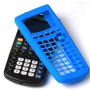 Guerrilla Calculator Case - Calculator - Blue - Silicone