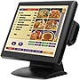 "Tatung TRIVIEW TS17R-01 Touchscreen LCD Monitor - 17"" - Touchscreen: Yes - 5-wire Resistive - 1280 x 1024 - 5:4 - 6ms - Adjustable Display Angle: Yes - 16.2 Million Colors - 700:1 - 240Nit - Speakers: Yes - DVI: Yes - USB: Yes - VGA: Yes - Black - 3Year"
