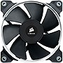 "Corsair Air Series SP120 PWM Quiet Edition High Static Pressure Fan - 1 x 4.72"" - 1450 rpm - Hydraulic Bearing"