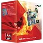 AMD AMD A4-6320 Dual-core (2 Core) 3.80 GHz Processor - 1 MB - Yes - 4 GHz Overclocking Speed - 32 nm - AMD - 65 W