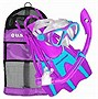 Buzz Island Jr Gear Bag Pnk LG