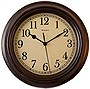 "9.5"" Wood Wall Clock"