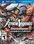 D W 8 Xtreme Legends CE PSVita