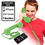 Universal Cell Phone Retro Handset (Green)